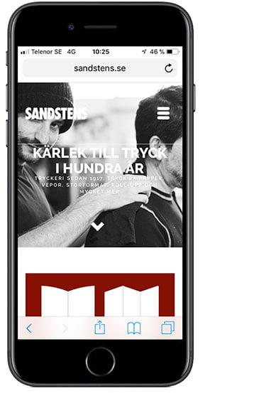 Sandstens-Tryckeri-Iphone