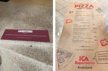 Erbjudande – golvlaminat med halkskydd